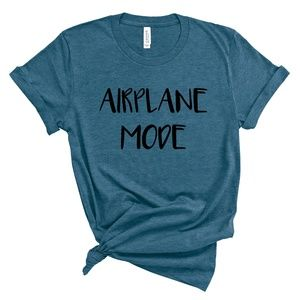 Airplane Mode T Shirt super soft